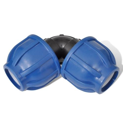 PE Hose Connector Equal Elbow 16 Bar 32mm 4pcsHome &amp; Garden<br>PE Hose Connector Equal Elbow 16 Bar 32mm 4pcs<br>