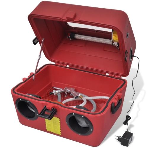 Cabine de sablage 57 LTest Equipment &amp; Tools<br>Cabine de sablage 57 L<br>