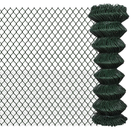 Chain Fence 4 1 x 82 GreenHome &amp; Garden<br>Chain Fence 4 1 x 82 Green<br>
