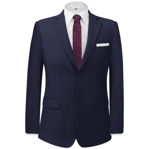 Complete Business Men in Two Pieces Navy Blue Size 46