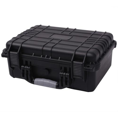 Universal suitcase 40,6x33x17,4 cm BlackHome &amp; Garden<br>Universal suitcase 40,6x33x17,4 cm Black<br>
