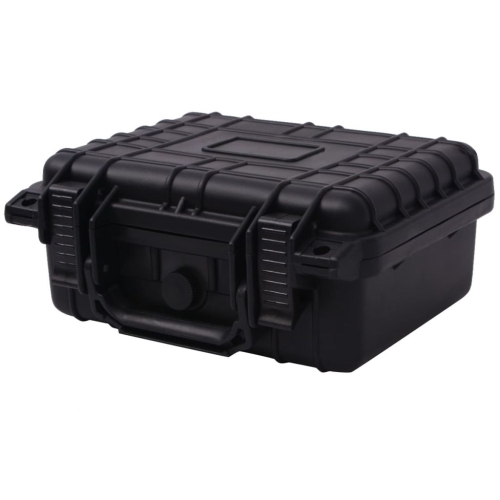 universal maleta 27x24,6x12,4 cm Negro
