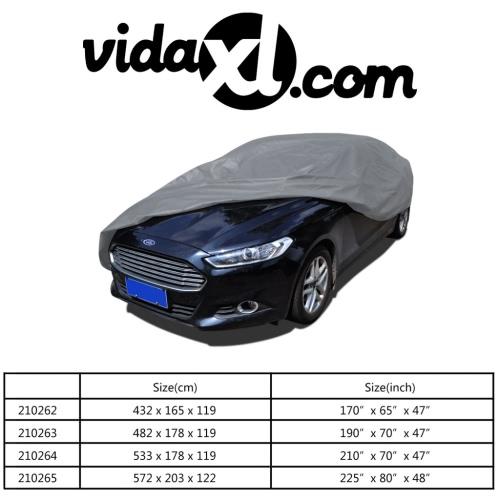 Nonwoven Fabric Car Cover XXLCar Accessories<br>Nonwoven Fabric Car Cover XXL<br>