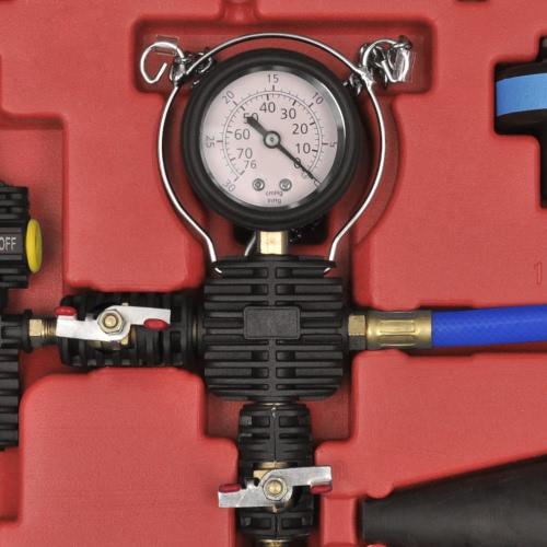 27 pcs Radiator Pressure Tester with Vacuum Purge and Refill KitCar Accessories<br>27 pcs Radiator Pressure Tester with Vacuum Purge and Refill Kit<br>