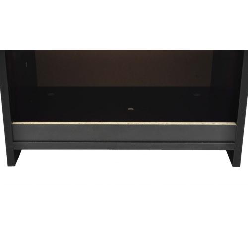 1 Drawer Bedside Cabinet Bedroom Table BlackHome &amp; Garden<br>1 Drawer Bedside Cabinet Bedroom Table Black<br>