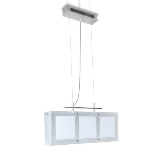 قلادة ضوء شنقا مصباح غرفة الطعام مصباح طاولة مصباح الزجاج 3 × e14
