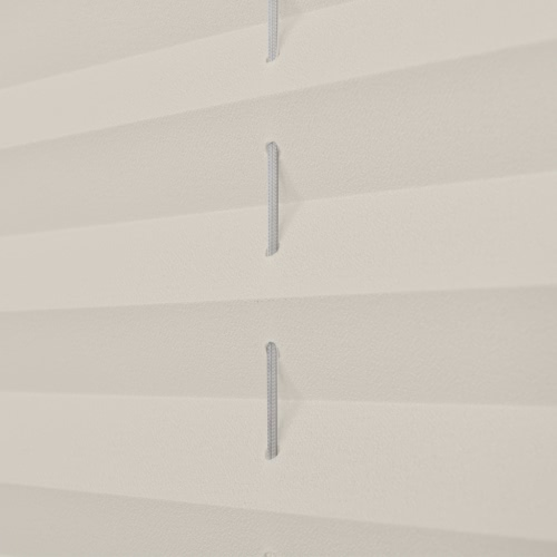 Plisse Blind 80x125cm CremeHome &amp; Garden<br>Plisse Blind 80x125cm Creme<br>