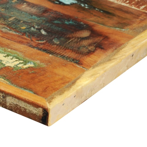 Reclaimed Wood Dining Table Vintage Antique-styleHome &amp; Garden<br>Reclaimed Wood Dining Table Vintage Antique-style<br>