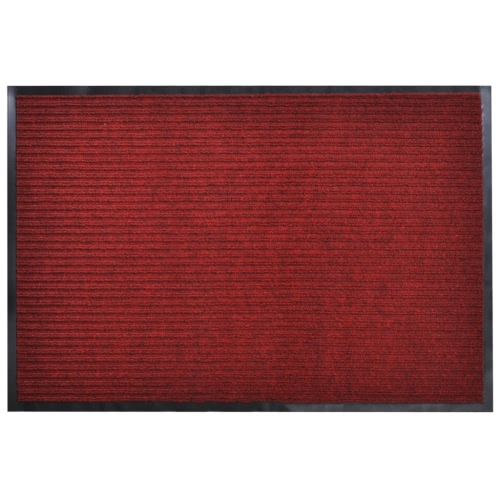 Red PVC Door Mat 120 x 180 cmHome &amp; Garden<br>Red PVC Door Mat 120 x 180 cm<br>