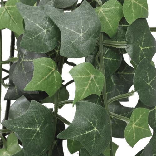 2 pcs Green Artificial Ivy Bush 90 cmHome &amp; Garden<br>2 pcs Green Artificial Ivy Bush 90 cm<br>