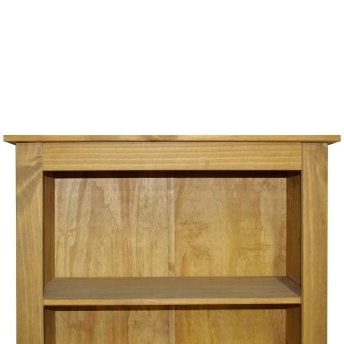 5-Tier Bookcase Mexican Pine Corona Range 81x29x170 cmHome &amp; Garden<br>5-Tier Bookcase Mexican Pine Corona Range 81x29x170 cm<br>