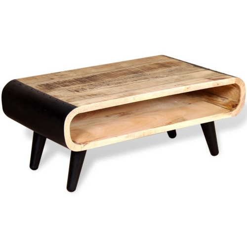 Coffee Table Rough Mango Wood 90x55x39 cmHome &amp; Garden<br>Coffee Table Rough Mango Wood 90x55x39 cm<br>