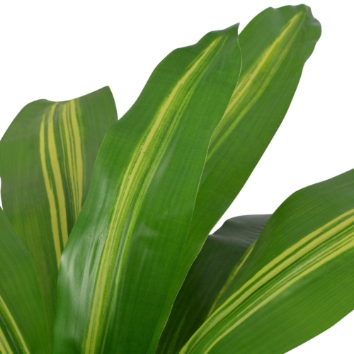 Artificial Dracaena Plant with Pot 90 cm GreenHome &amp; Garden<br>Artificial Dracaena Plant with Pot 90 cm Green<br>