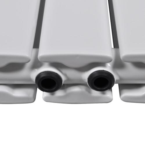 Heating Panel Towel Rack 465mm Heating Panel White 1800 mm DoubleHome &amp; Garden<br>Heating Panel Towel Rack 465mm Heating Panel White 1800 mm Double<br>