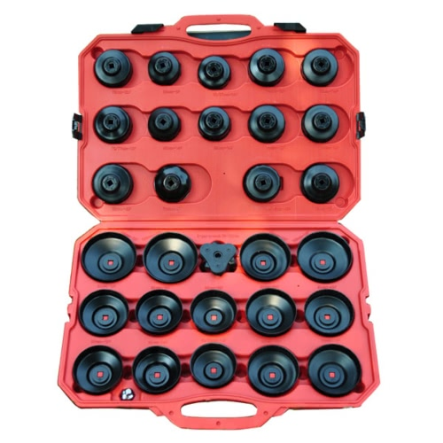 31-Piece Масляный фильтр гаечный ключ комплект