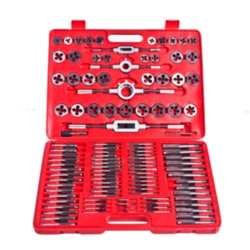 Tap &amp; Die Tool Set 111 pieceTest Equipment &amp; Tools<br>Tap &amp; Die Tool Set 111 piece<br>