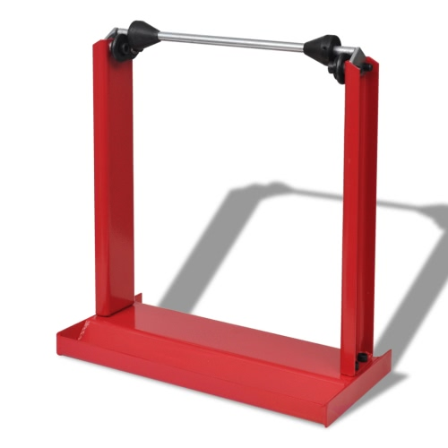 Professional Motorcycle Wheel Balancing Stand RedCar Accessories<br>Professional Motorcycle Wheel Balancing Stand Red<br>