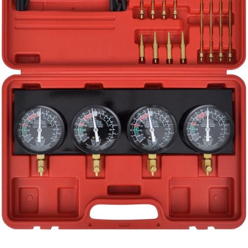 Carburetor Vacuum Synchronizer Gauges Tool KitCar Accessories<br>Carburetor Vacuum Synchronizer Gauges Tool Kit<br>