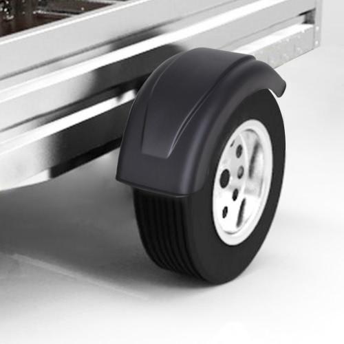 2x Mudguard for Trailer Wheels 190 x 580 mmCar Accessories<br>2x Mudguard for Trailer Wheels 190 x 580 mm<br>