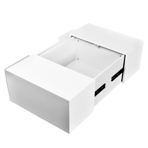 Coffee Table High Gloss WhiteHome &amp; Garden<br>Coffee Table High Gloss White<br>