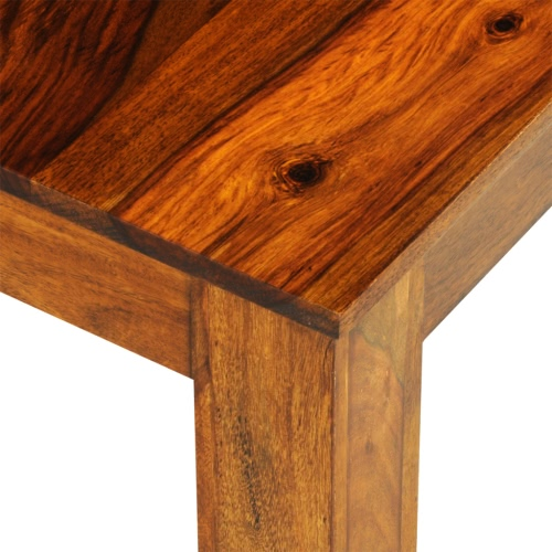 Sheesham Solid Wood Dining Table 120 x 60 x 76 cmHome &amp; Garden<br>Sheesham Solid Wood Dining Table 120 x 60 x 76 cm<br>