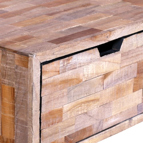 Coffee Table with 4 Drawers Reclaimed TeakHome &amp; Garden<br>Coffee Table with 4 Drawers Reclaimed Teak<br>