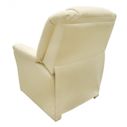 Electric Artificial Leather Massage Chair CreamHome &amp; Garden<br>Electric Artificial Leather Massage Chair Cream<br>