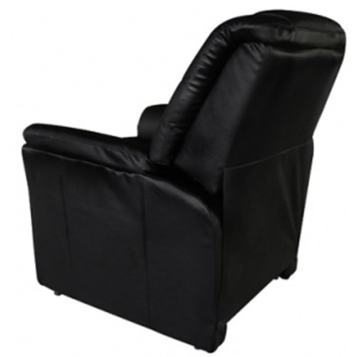 Electric Artificial Leather Massage Chair BlackHome &amp; Garden<br>Electric Artificial Leather Massage Chair Black<br>