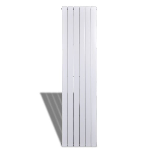 Heating Panel Towel Rack 465mm Heating Panel White 1800 mm DoubleHome &amp; Garden<br>Heating Panel Towel Rack 465mm Heating Panel White 1800 mm Double<br>