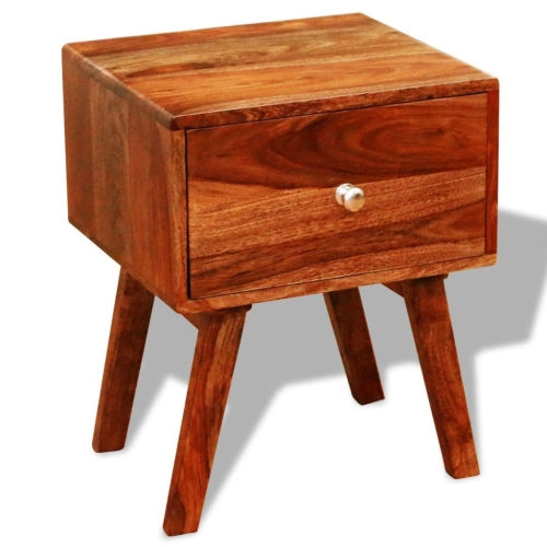 Nightstands / side tables vintage sheesham (2 x 242,461)Home &amp; Garden<br>Nightstands / side tables vintage sheesham (2 x 242,461)<br>