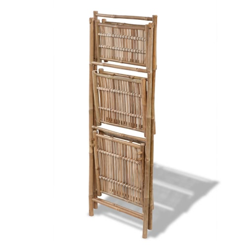 3-Tier Folding Bamboo Plant RackHome &amp; Garden<br>3-Tier Folding Bamboo Plant Rack<br>