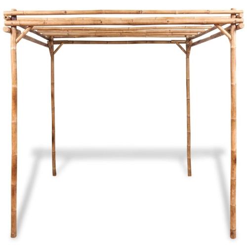 Pergola Bamboo 195x195x195 cmHome &amp; Garden<br>Pergola Bamboo 195x195x195 cm<br>