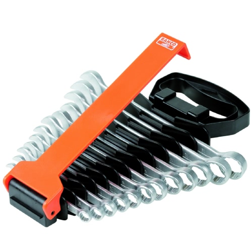 Bahco Combination Wrenches in Metric Size Set (12 pcs)