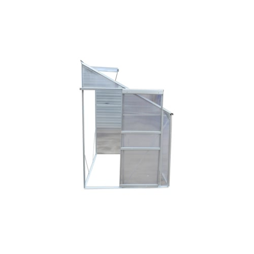 Alu greenhouse half 3 sectionsHome &amp; Garden<br>Alu greenhouse half 3 sections<br>