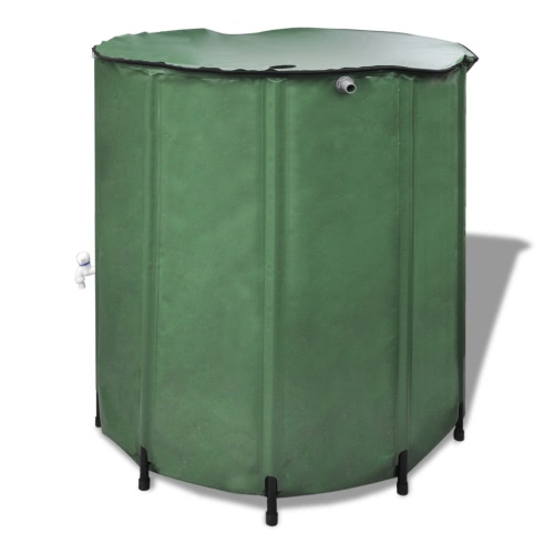 Collapsible Rain Water Tank 500 LHome &amp; Garden<br>Collapsible Rain Water Tank 500 L<br>