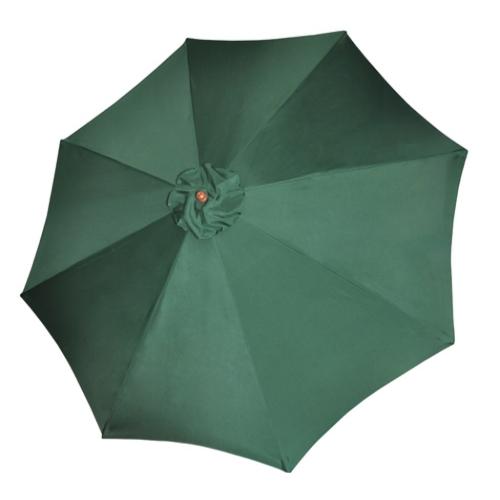 Parasol Green 258 cm.Home &amp; Garden<br>Parasol Green 258 cm.<br>