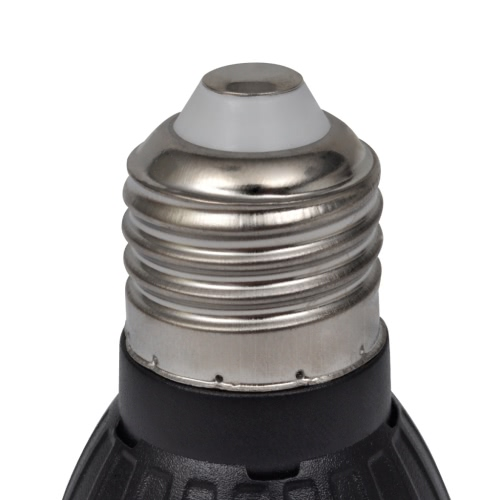 Spotlight Set 10 LED Bulbs Black 3W E27 Warm WhiteHome &amp; Garden<br>Spotlight Set 10 LED Bulbs Black 3W E27 Warm White<br>