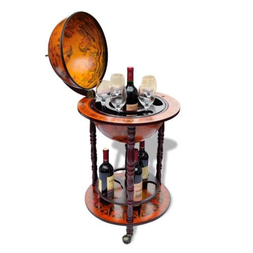 Globe Bar Wine ContainerHome &amp; Garden<br>Globe Bar Wine Container<br>