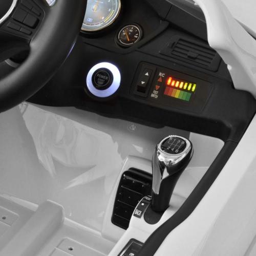 BMW Elektroauto mit Fernbedienung Kinderfahrzeug Wei?Home &amp; Garden<br>BMW Elektroauto mit Fernbedienung Kinderfahrzeug Wei?<br>