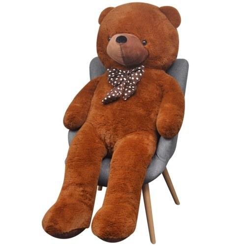 Teddy brown XXL 100 cm plush