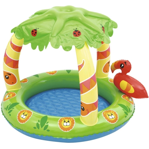 Bestway UV Careful Friendly Jungle Padding PoolSports &amp; Outdoor<br>Bestway UV Careful Friendly Jungle Padding Pool<br>