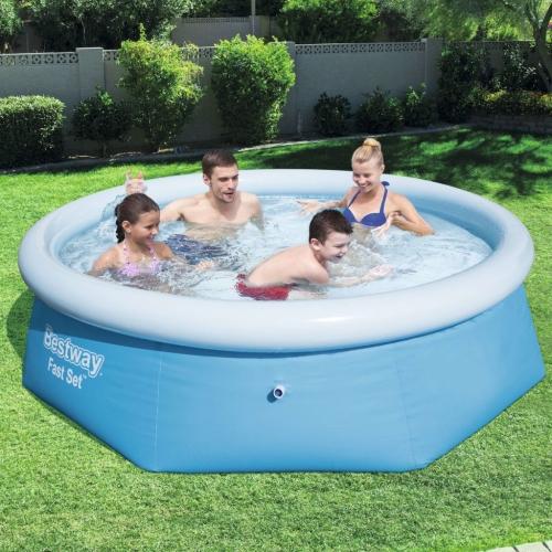 Bestway Fast Set Pool 244x65 cmHome &amp; Garden<br>Bestway Fast Set Pool 244x65 cm<br>