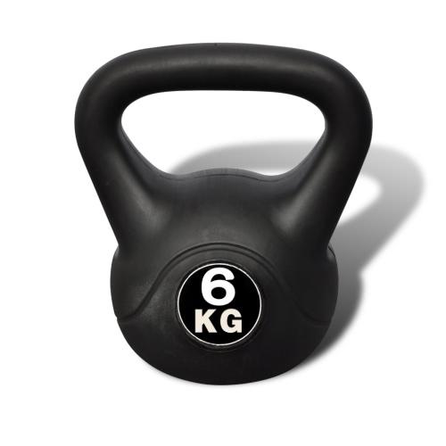 Kettlebell 6 kg 17 x 17 x 26 cmSports &amp; Outdoor<br>Kettlebell 6 kg 17 x 17 x 26 cm<br>