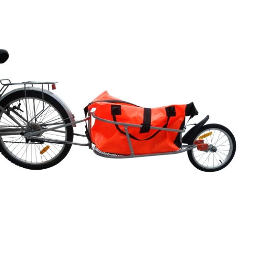 Bicycle Trailer One-wheel with Luggage BagSports &amp; Outdoor<br>Bicycle Trailer One-wheel with Luggage Bag<br>