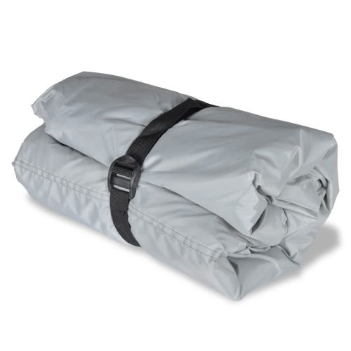 Boat Cover Grey Length 427-488 cm Width 229 cmSports &amp; Outdoor<br>Boat Cover Grey Length 427-488 cm Width 229 cm<br>