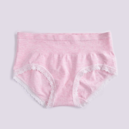 New seamless color cotton ladies underwear