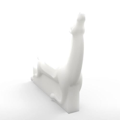 La cría de caballos Tomfeel 3D Escultura Impreso Inicio Instrumento Decoración