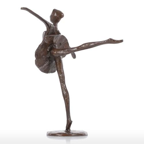Ballet Bronze Sculpture Metal Sculpture Modern Dance Home Decor Art GiftHome &amp; Garden<br>Ballet Bronze Sculpture Metal Sculpture Modern Dance Home Decor Art Gift<br>