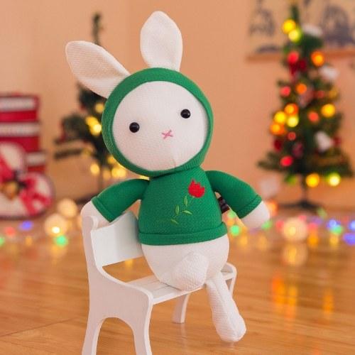 新しいかわいいぬいぐるみは、ウサギの人形