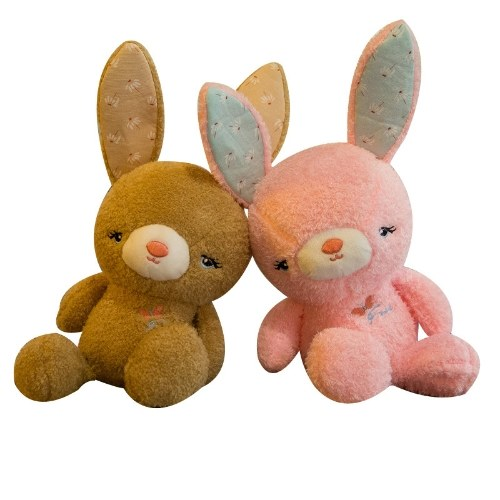 New hot plush toy candy bean series doll